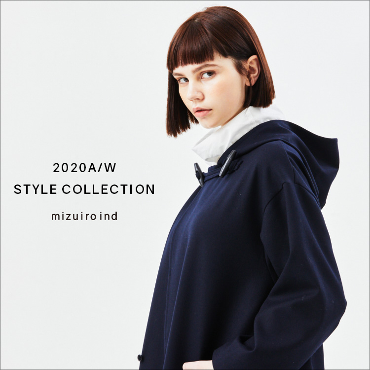 2020A/W STYLE COLLECTION – mizuiro ind –
