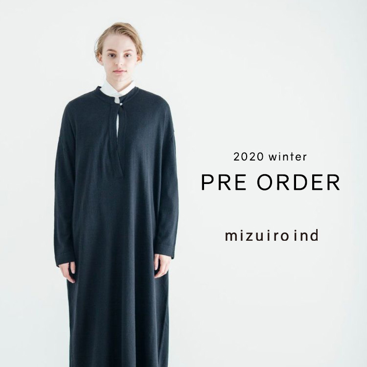 2020 winter PRE ORDER – mizuiro ind –