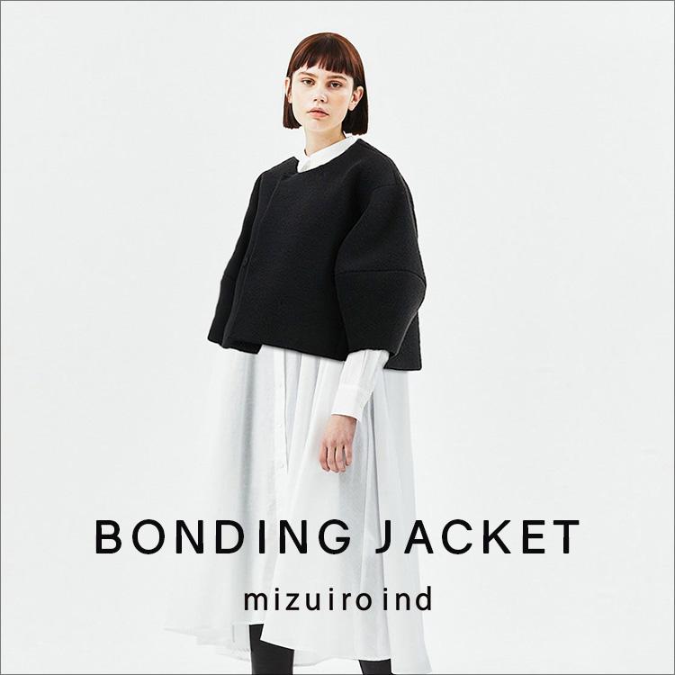 BONDING JACKET – mizuiro ind –