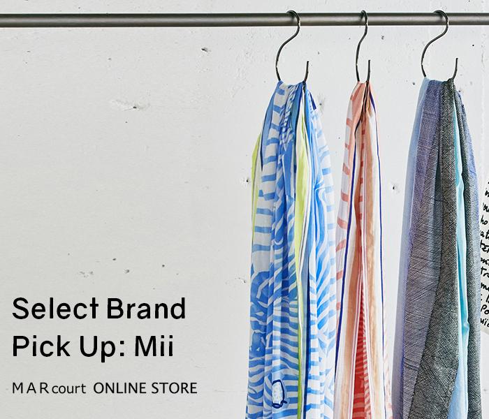 Select Brand Pick Up: Mii