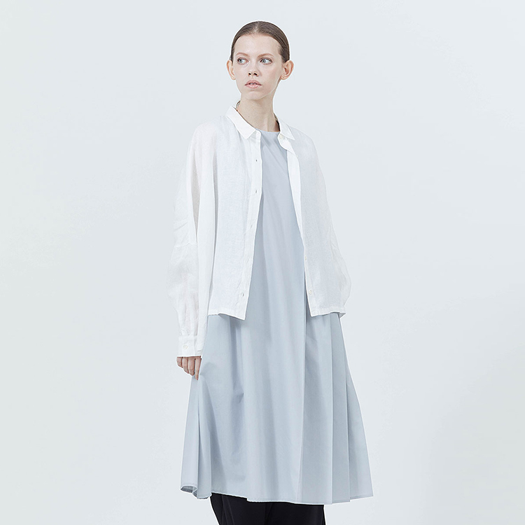 LONG SLEEVE FOR LAYERING IN SUMMER – mizuiro ind –