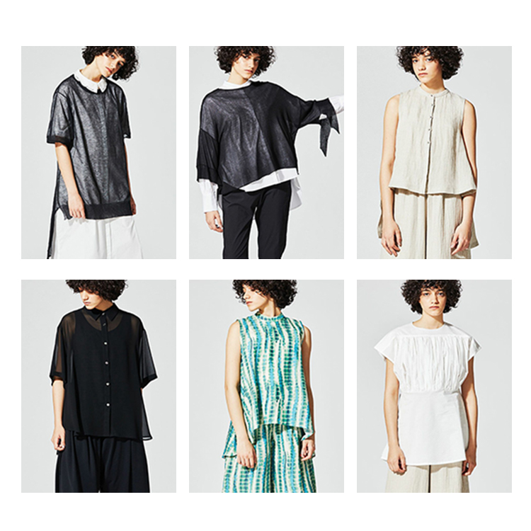 2021 SUMMER FINAL SALE TOPS STYLING SELECTION