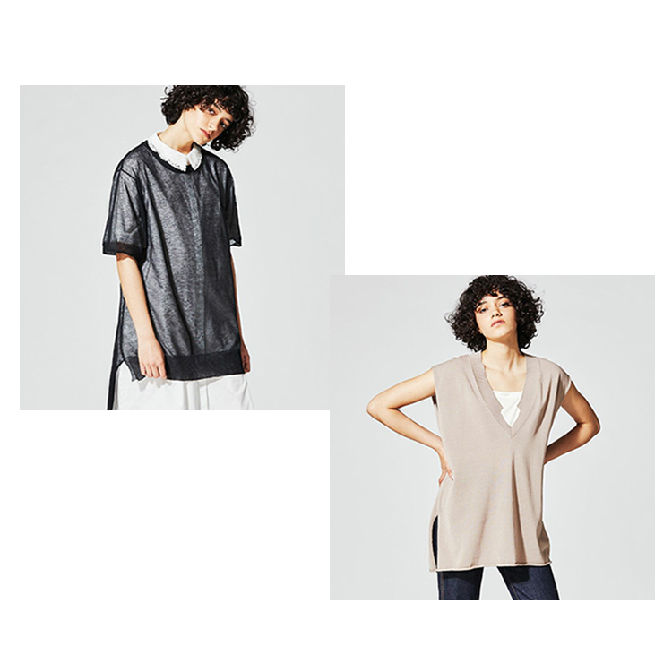 2021 SUMMER KNIT SELECTION