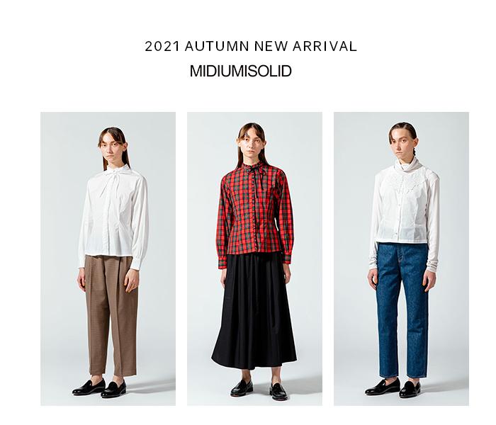 2021 AUTUMN NEW ARRIVAL - MIDIUMISOLID -