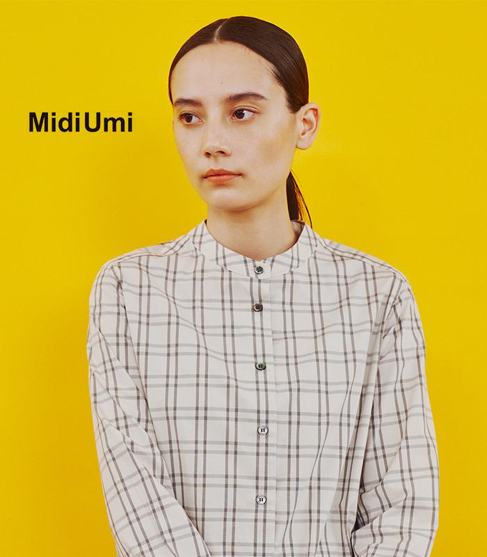 MidiUmi 2021 autumn&winter collection