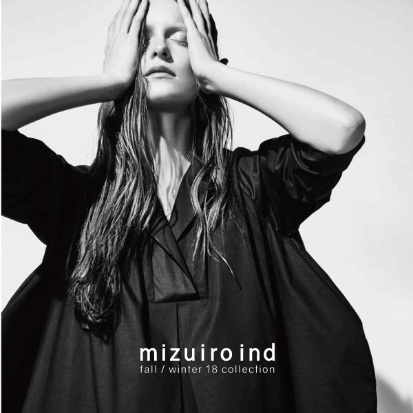 「mizuiro ind fall / winter 18 exhibition in New York」の写真