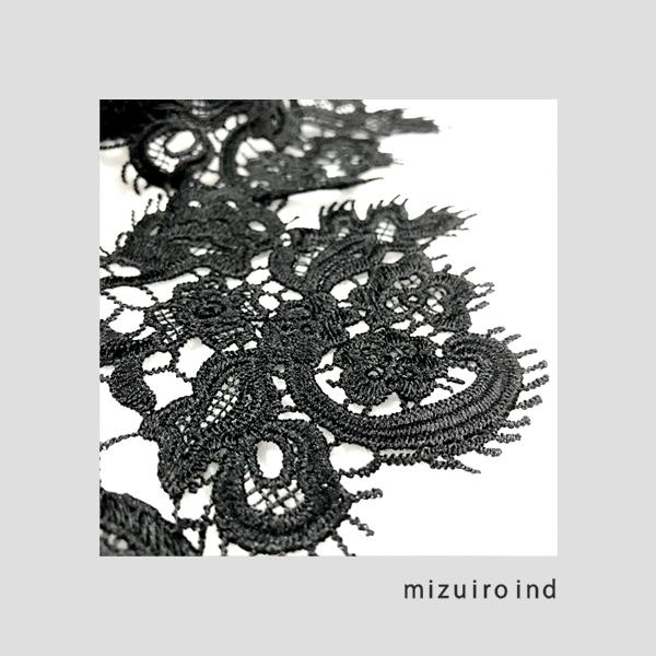 「mizuiro ind ORIGINAL LACE」の写真