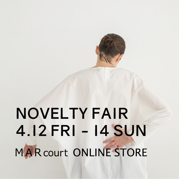 MARcourt NOVELTY FAIRの写真