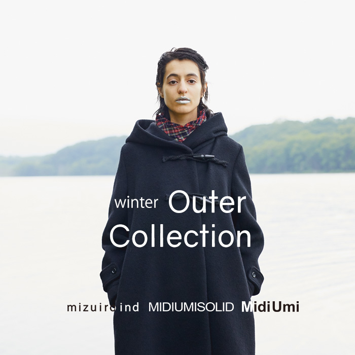Outer Collection – Winterの写真