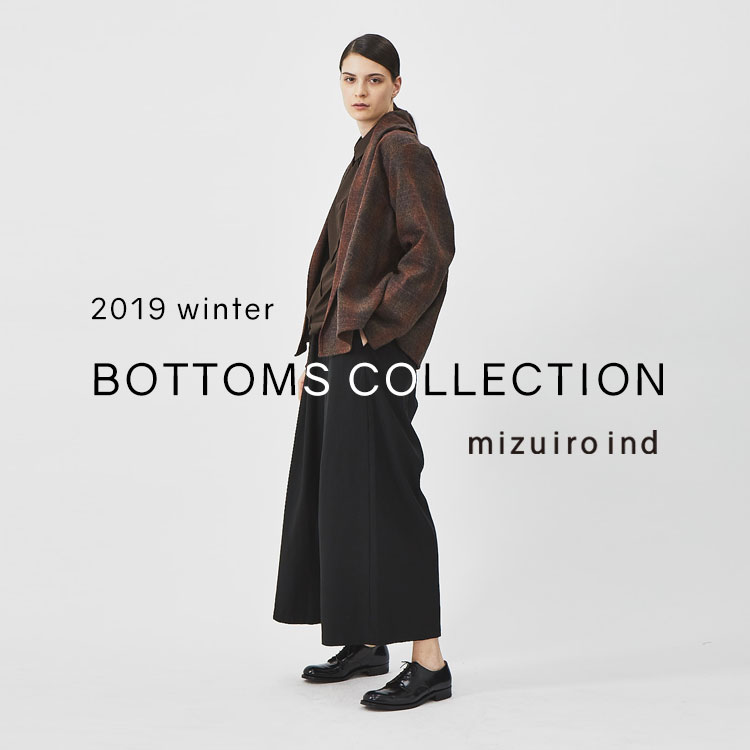 「WINTER BOTTOMS COLLECTION」の写真