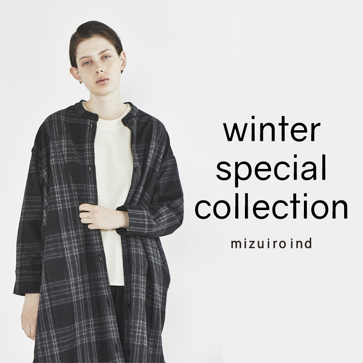 「WINTER SPECIAL COLLECTION」の写真