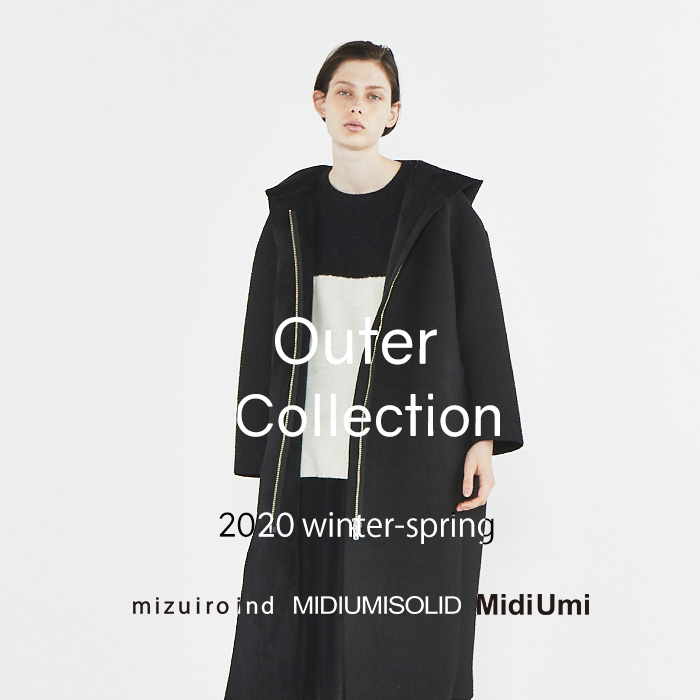 「Outer Collection Winter-Spring」の写真