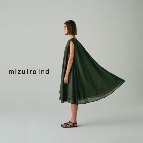 「mizuiro ind – SPRING & SUMMER COLLECTION」の写真