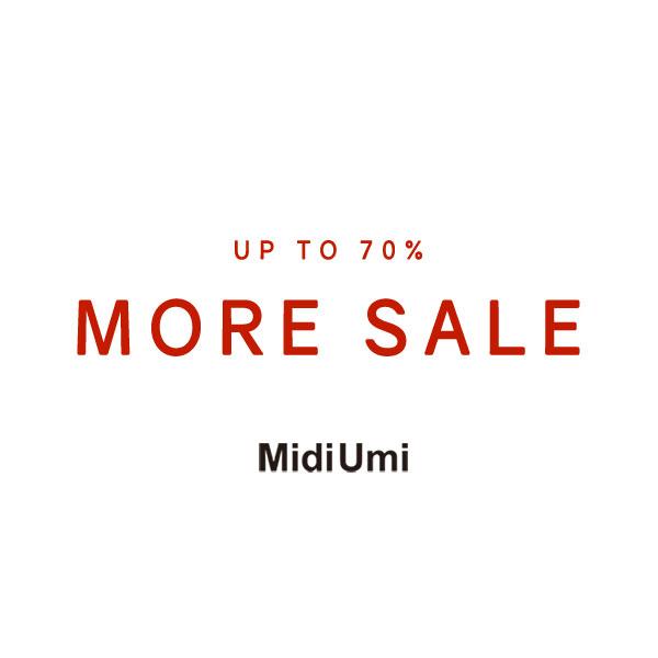 「2020 MORE SALE – MidiUmi –」の写真